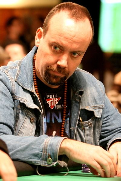 Andy Black (poker player) Irish Poker Open Day 1a Recap