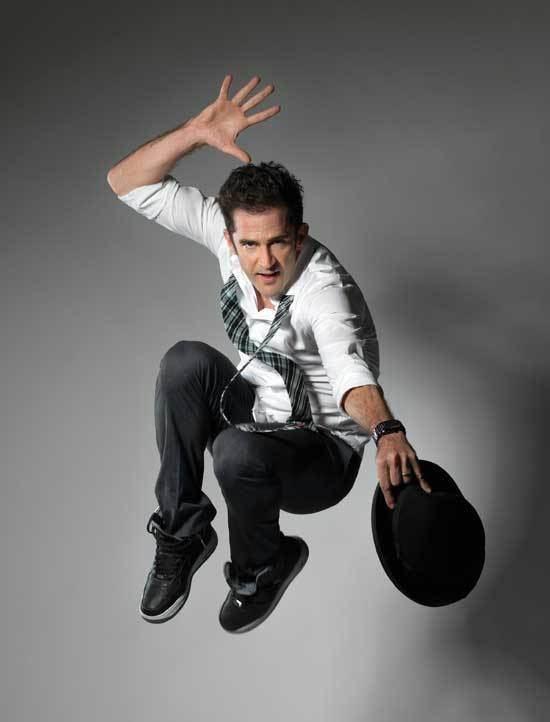 Andy Blankenbuehler 10 Minutes With Andy Blankenbuehler Dance Magazine