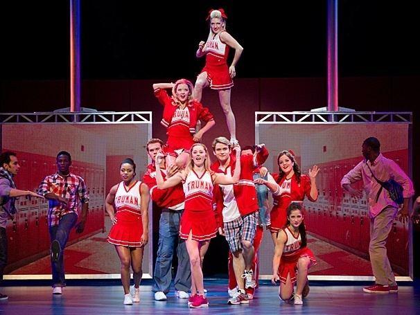 Andy Blankenbuehler JKs TheatreScene Broadway Boys Mr August 2012 Andy Blankenbuehler