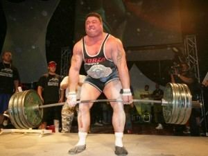 Andy Bolton Andy Bolton ENG Powerlifter 1st 1000lb Deadlift