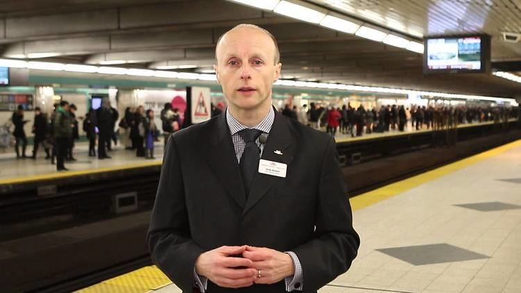 Andy Byford Apology to customers by TTC CEO Andy Byford YouTube