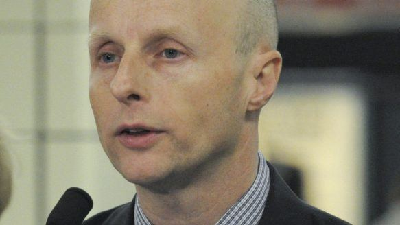 Andy Byford TTC chief Andy Byford joins call for transit funding from