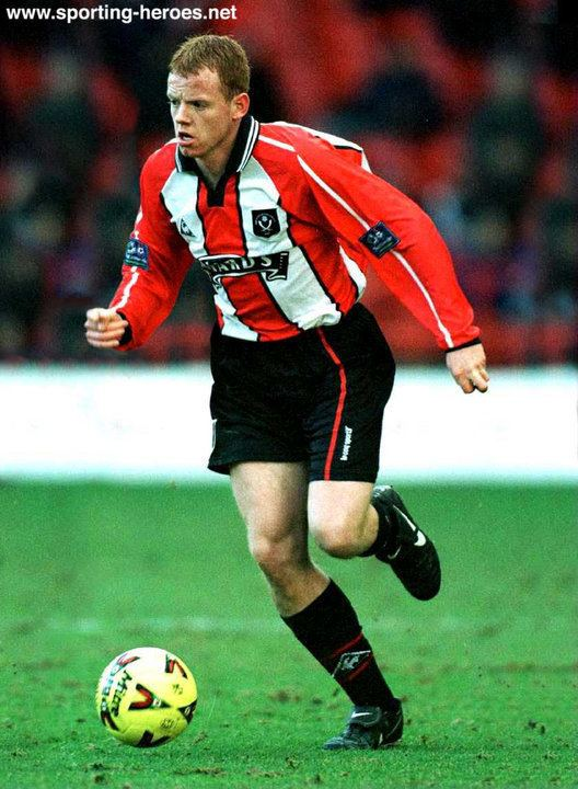 Andy Campbell Andy CAMPBELL League Appearances Sheffield United FC