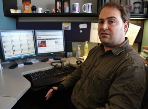 Andy Carvin NPR39s social media specialist lives the tweet life