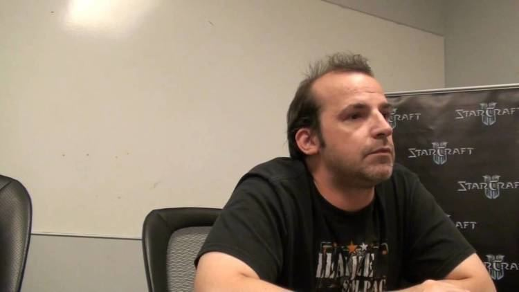 Andy Chambers Entrevista a Andy Chambers Parte 1 YouTube