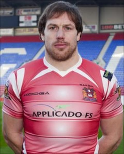 Andy Coley Wigan prop Andy Coley to retire at end of season BBC Sport