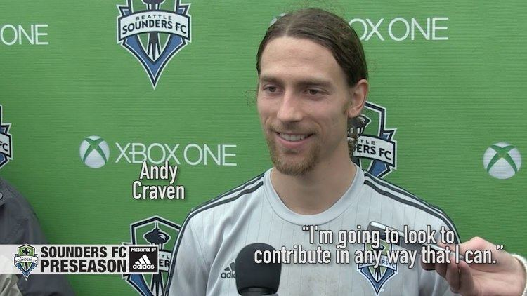 Andy Craven Interview Andy Craven on Joining Seattle Sounders FC