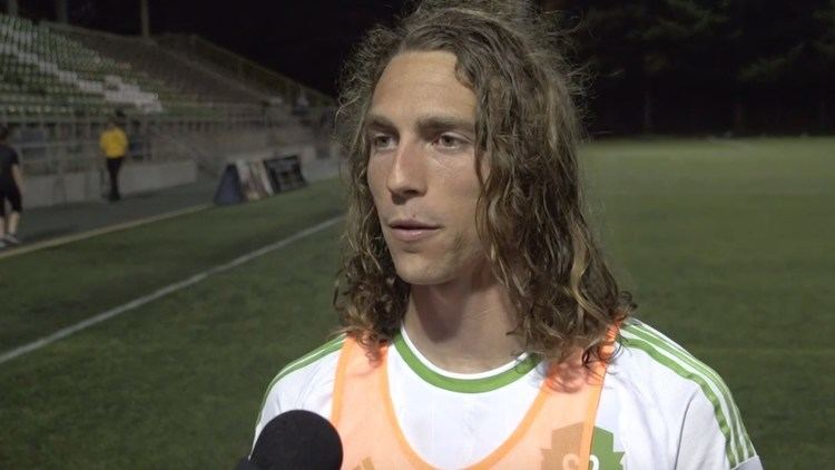 Andy Craven Interview Andy Craven postmatch vs Real Monarchs YouTube