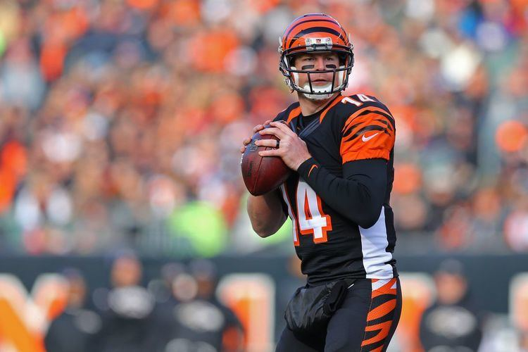 Andy Dalton Bengals roster breakdown 90in90 Andy Dalton ready to lead