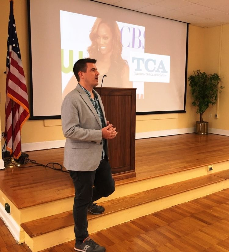 Andy Dehnart Reality TV Expert Shares Insight at Stetson University Florida
