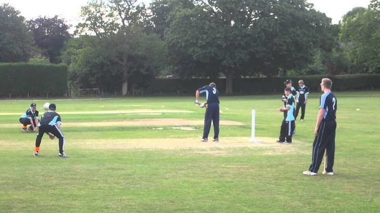 Andy Delmont Andy Delmont Visually Impaired Cricket Reigate Priory Cricket