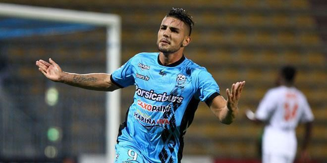 Andy Delort Andy Delort leaves Tours FC Get French Football News
