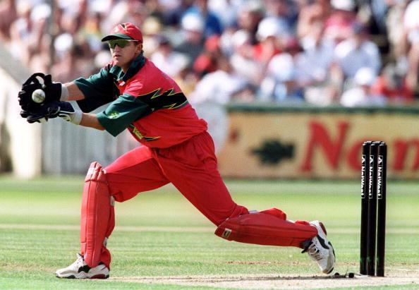 Greatest wicketkeepers of all time Andy Flower