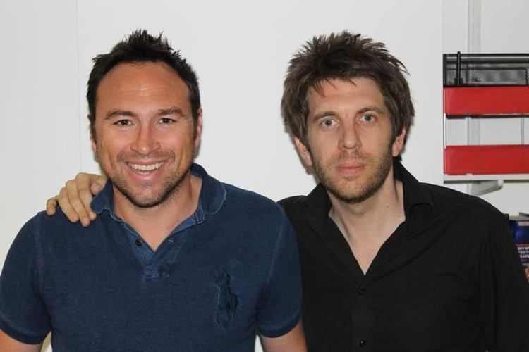Andy Goldstein Meet the talkSPORT DJs who lost their hair after betting against