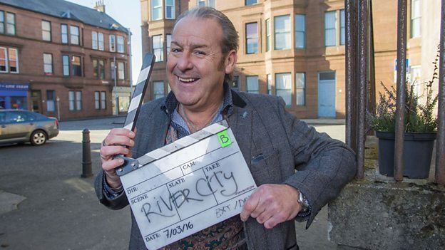 Andy Gray (actor) BBC Andy Gray leads new cast set to debut in BBC Scotlands award
