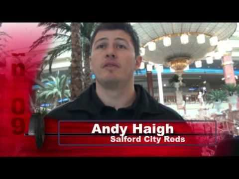 Andy Haigh Andy Haigh Salford City Reds Strength Conditioning Coach YouTube