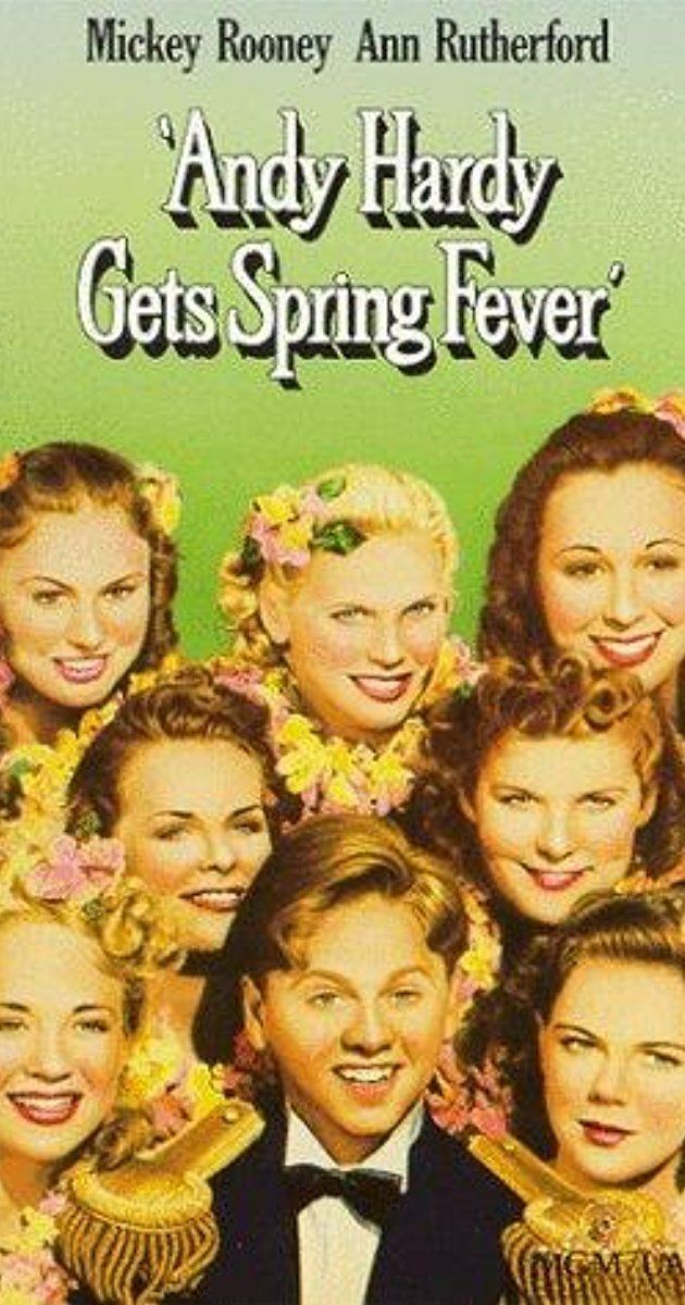 Andy Hardy Gets Spring Fever Andy Hardy Gets Spring Fever 1939 IMDb
