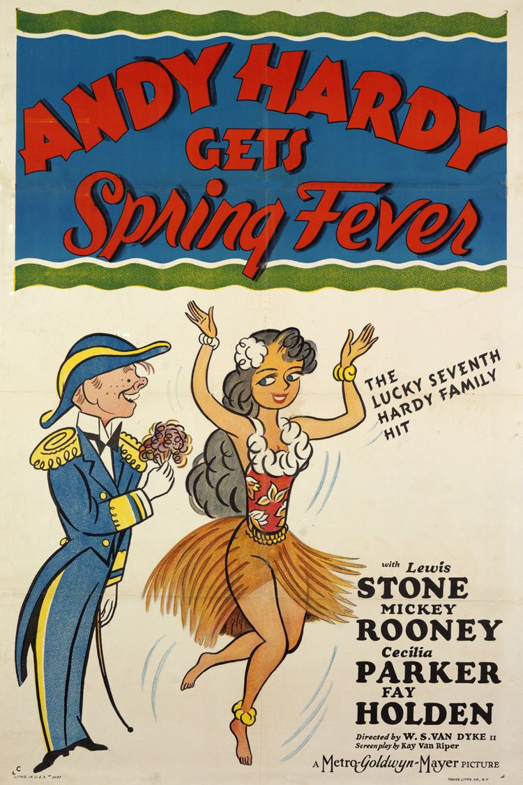 Andy Hardy Gets Spring Fever wwwgstaticcomtvthumbmovieposters903p903pv