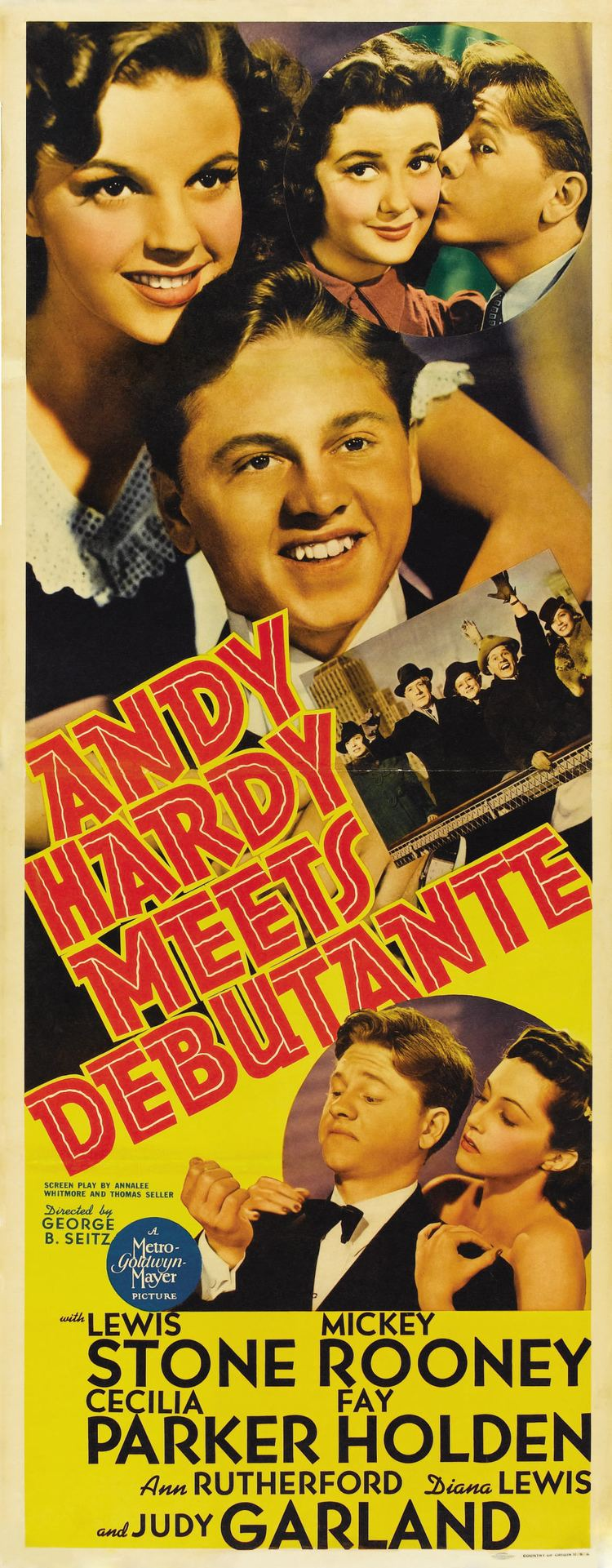 Andy Hardy Meets Debutante Andy Hardy Meets Debutante