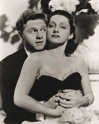 Andy Hardy Meets Debutante FileMickey RooneyDiana Lewis in Andy Hardy Meets Debutantejpg