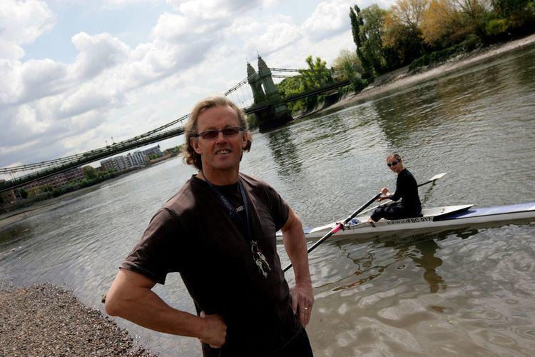 Andy Holmes Andy Holmes MBE Furnivall Sculling Club