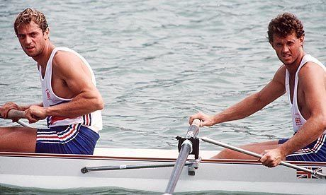 Andy Holmes British Olympic rowing champion Andy Holmes dies at age of