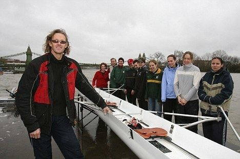 Andy Holmes Rat disease kills Andy Holmes Rower dead in days from