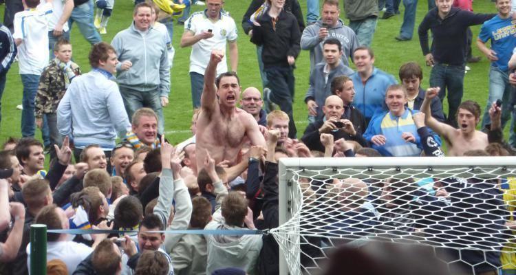 Andy Hughes Cult hero Andy Hughes I39m no Leeds United legend