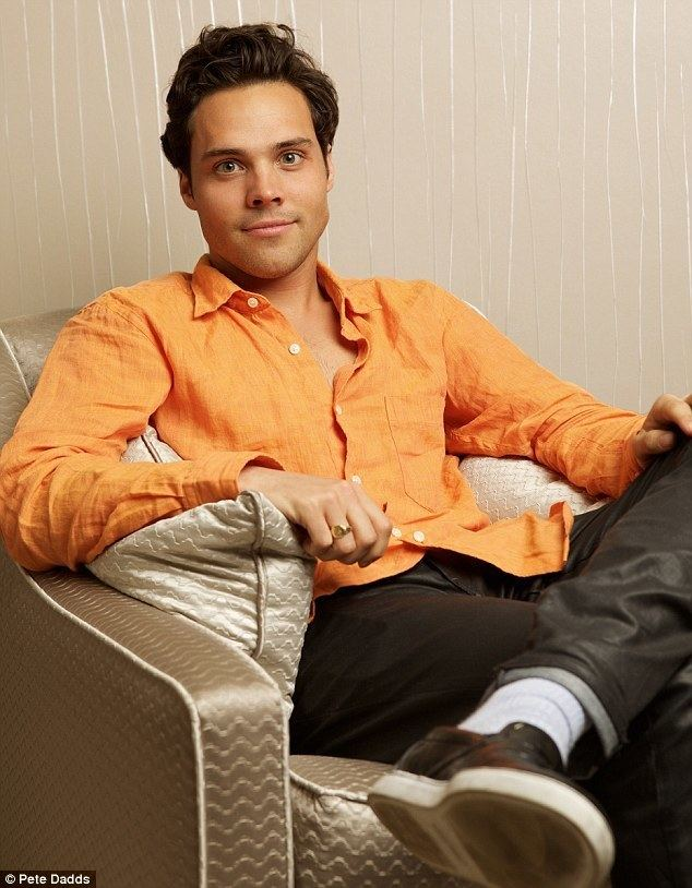 Andy Jordan (TV personality) Made In Chelsea39s Andy Jordan reveals how a girl should