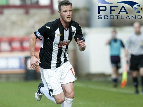 Andy Kirk (footballer) Player Availability Andy Kirk Scottish Professional Football League