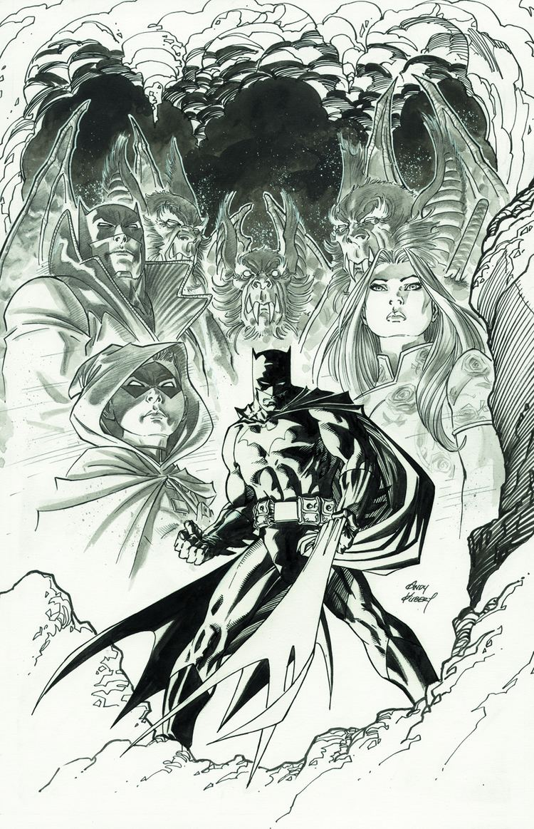 Andy Kubert PREVIEWSworld BATMAN UNWRAPPED BY ANDY KUBERT DELUXE ED
