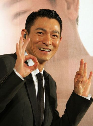 Andy Lau Andy Lau Releases Album to Mark 30th Year in Showbiz