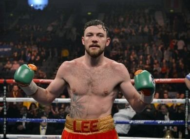 Andy Lee (boxer) Andy Lee wins WBO middleweight world title The42