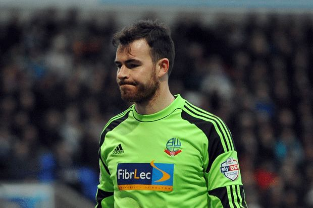 Andy Lonergan Andy Lonergan hoping a Cup win will help Bolton forget