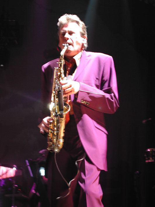 Andy Mackay Roxy Music Musicians amp Credits on VivaRoxyMusiccom