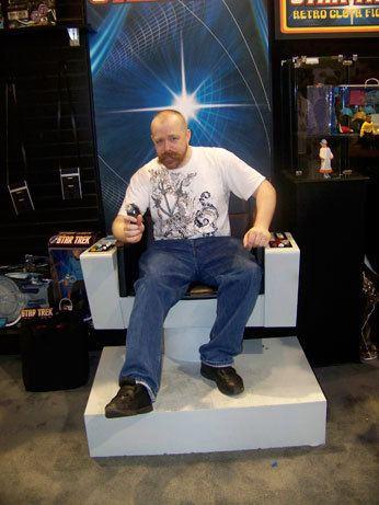 Andy Mangels Star Trek Andy Mangels Talks Trek Novels