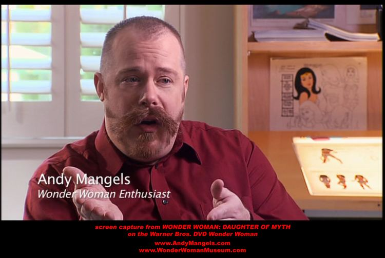 Andy Mangels THE WONDER WOMAN COMPANION
