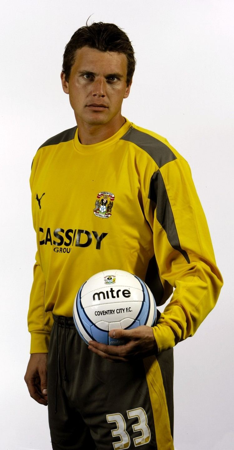 Andy Marshall Andy Marshall Announces Retirement Coventry City Former