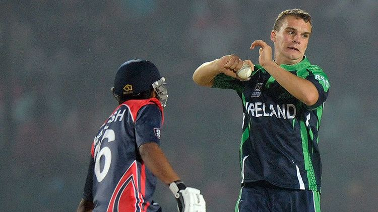 Andy McBrine Andy McBrine Peter Chase added to Ireland A list Cricket ESPN