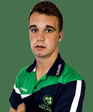 Andy McBrine Andy McBrine Cricket Ireland