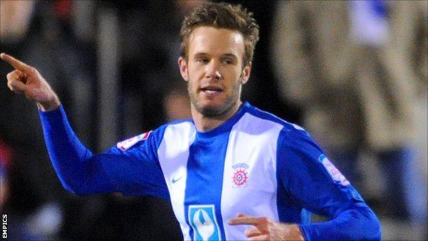 Andy Monkhouse BBC Sport Andy Monkhouse says Hartlepool United have no