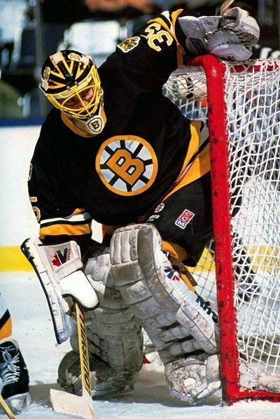 Andy Moog Boston Bruins goaltending history Andy Moog