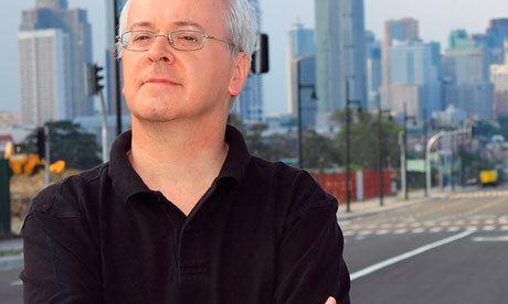 Andy Mulligan (author) Andy Mulligan talks Trash Books The Guardian