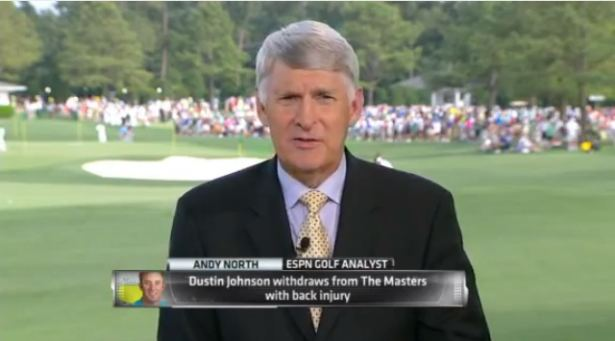 Andy North North Five keys at the Masters ESPN Front Row