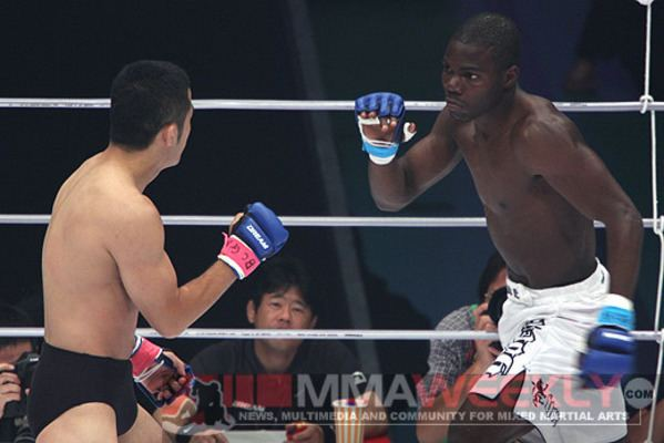 Andy Ologun Andy Ologun MMA Fighter Page Tapology