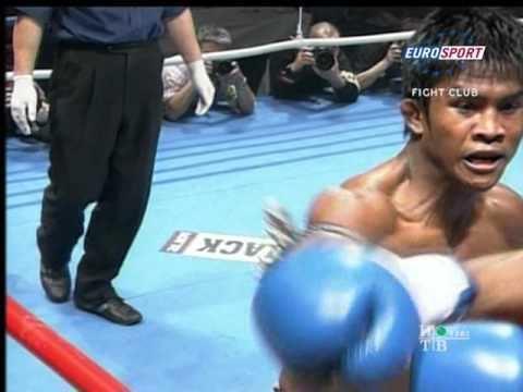 Andy Ologun Buakaw Por Pramuk vs Andy Ologun K 1 World MAX 2007 World Elite