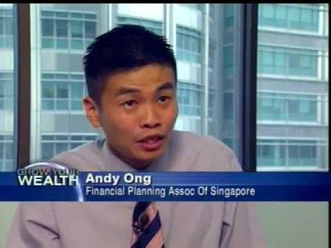 Andy Ong Andy Ong on CNBC Asias Grow your Wealth YouTube