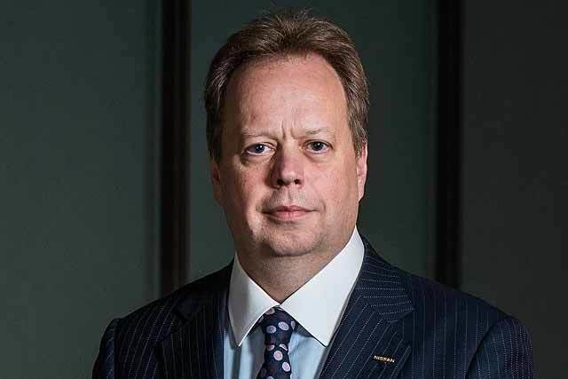 Andy Palmer Nissan39s Andy Palmer Appointed as New CEO for Aston Martin