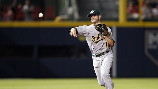 Andy Parrino Oakland Athletics Should Add Andy Parrino To 40Man Roster
