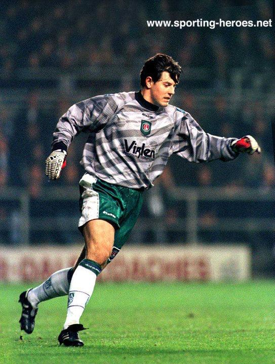 Andy Petterson Andy PETTERSON League appearances Charlton Athletic FC